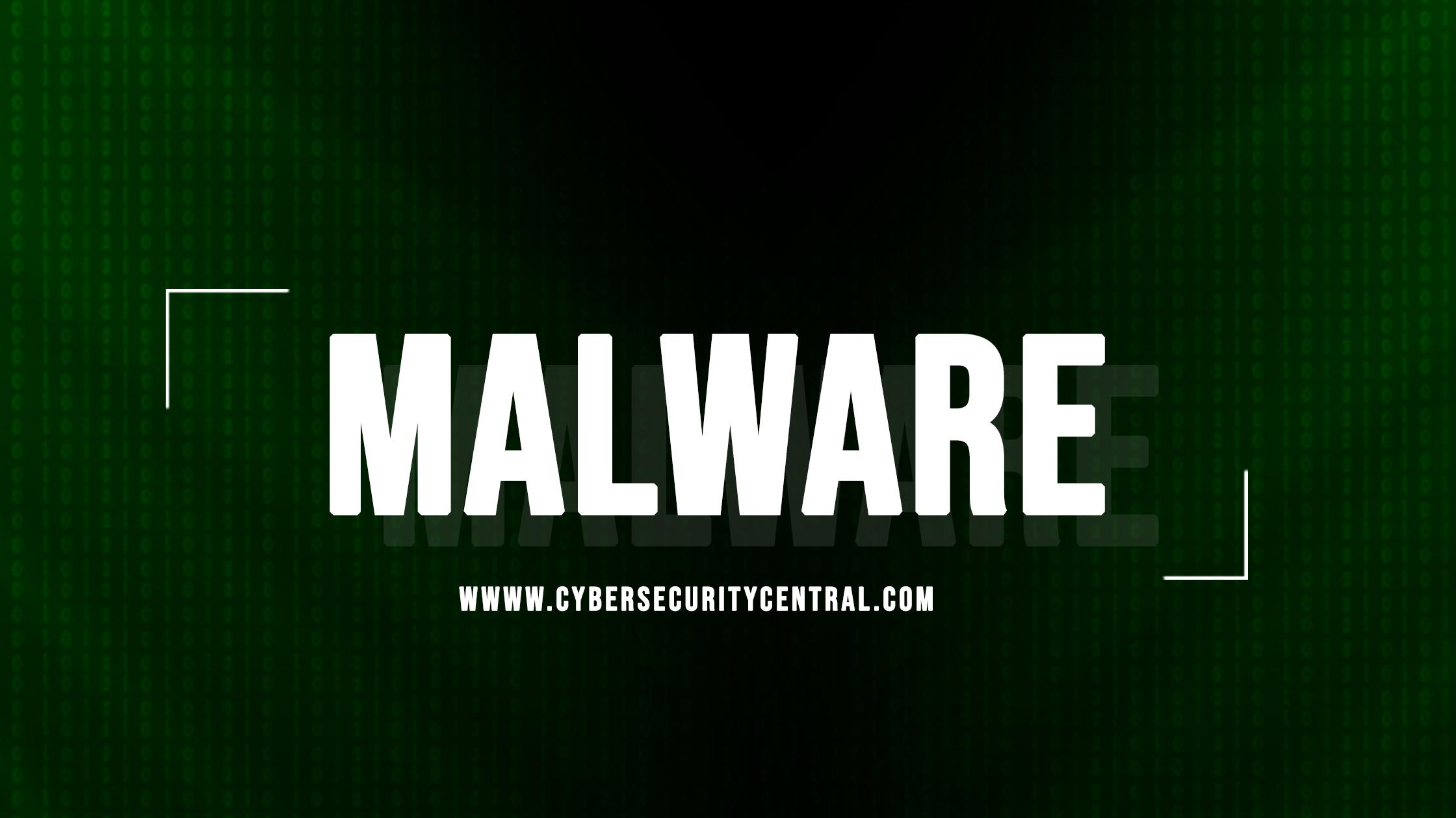 Malware, privacy, virus, cybercriminals